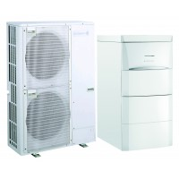 Šilumos siurblys oras/vanduo Alezio 11kW su integruotu vandens šildytuvu